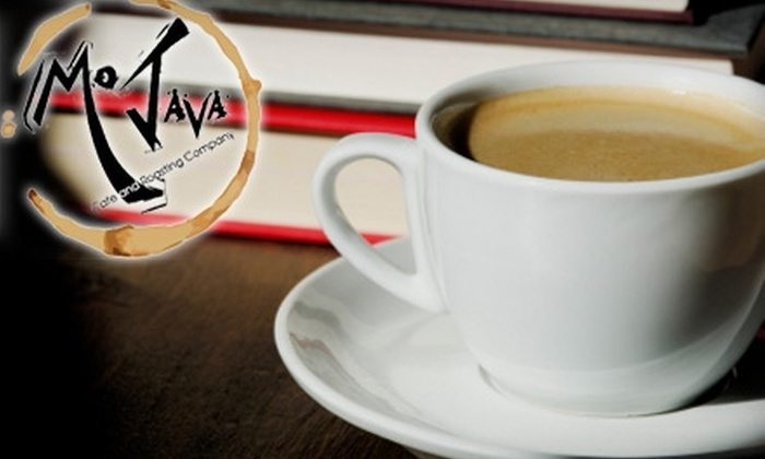 Mo Java - University Place: $5 for $10 Worth of Sandwiches and Coffee Drinks at Mo Java Cafe & Roasting Co.