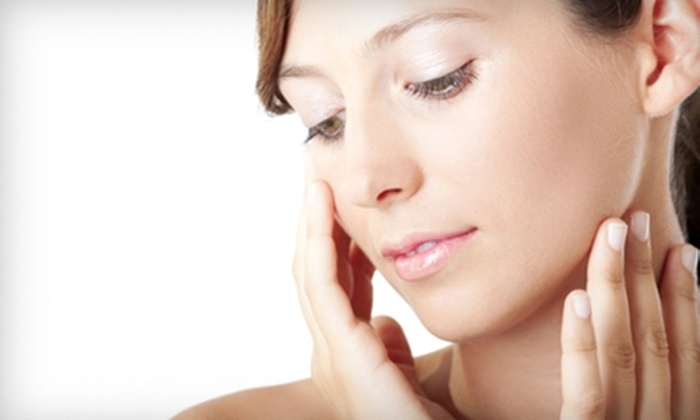 Spa35 - Downtown: $59 for an Exfoliating Chemical Peel at Spa35 (Up to $185 Value)