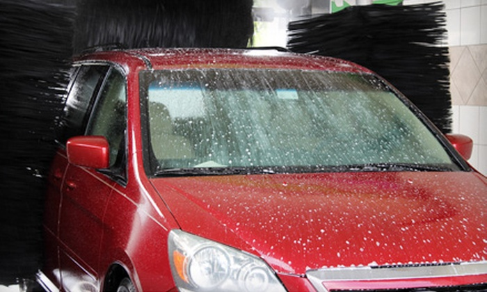 Ultimate Car Wash - Greater Palm River Point CDC: $15 for Three Super Wash Car Washes at Ultimate Car Wash ($30 Value)