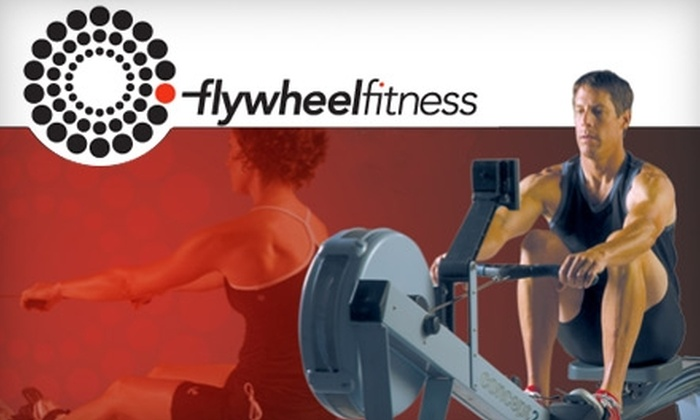 Flywheel Fitness - South Lamar: $45 for a One-Month Unlimited Pass for Rowing, Spinning, and More at Flywheel Fitness