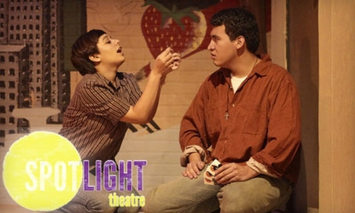 Spotlight Theatre - Downtown Bakersfield: $10 for One Ticket to Any Show at Spotlight Theatre This Season