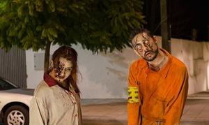 World Real Games: Entrada para 2 o 3 personas a Survival Zombie del 1 de octubre al 17 diciembre desde 5 € en World Real Games