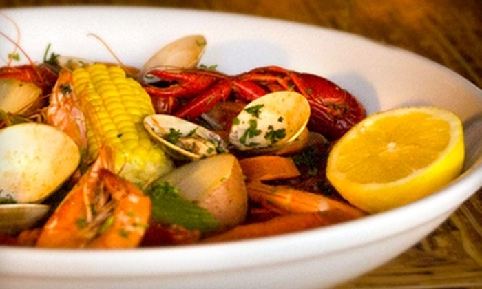 The Café Roux - Leawood: $12 for $25 Worth of Cajun Cuisine and Drinks at The Café Roux in Leawood