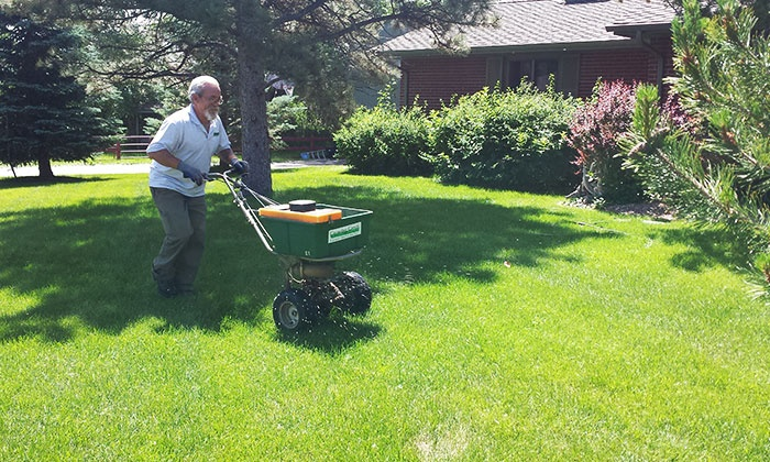 Growing Green Lawn Services - Denver: Lawn-Care Services from Growing Green Lawn Services (Up to 55% Off). Two Options Available.