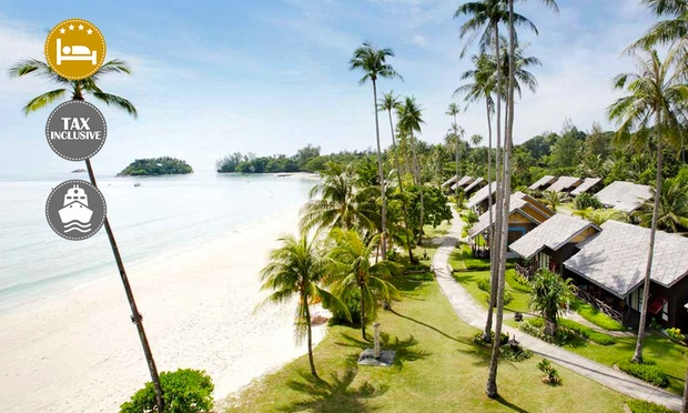 Bintan: 4* Resort + Ferry 0