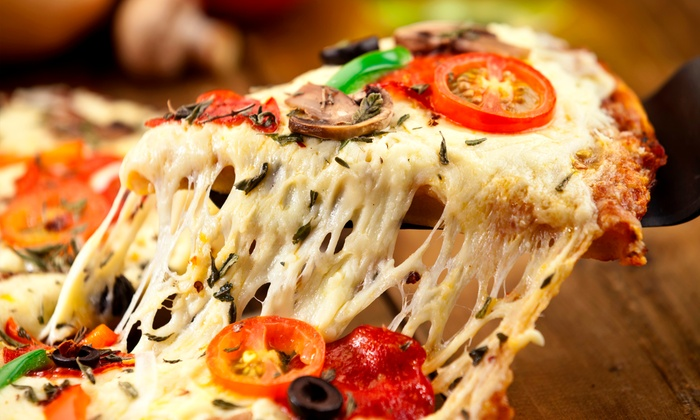 D'Amore's Pizza - Westwood: $12 for $20 Worth of Italian Pizzeria Cuisine for Two or More at D'Amore's Pizza