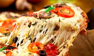 D'Amore's Pizza: $12 for $20 Worth of Italian Pizzeria Cuisine for Two or More at D'Amore's Pizza