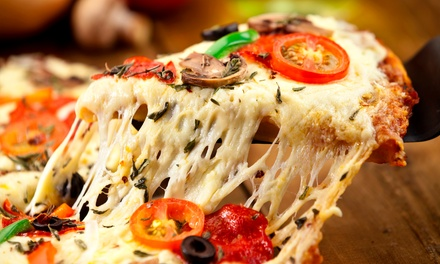 $12 for $20 Worth of Italian Pizzeria Cuisine for Two or More at D'Amore's Pizza