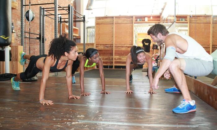 Street Workout Academy -  Santa Monica: Five Fitness Classes at Street Workout Academy (50% Off)