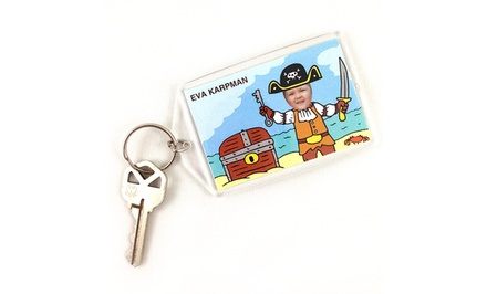Custom Acrylic Keychains from SillyWise (Up to 67% Off)