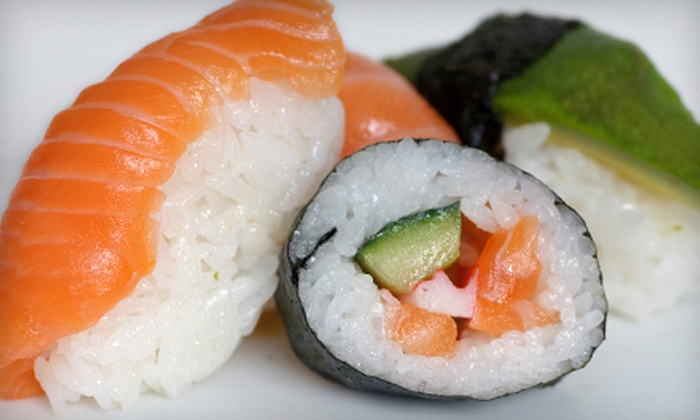 Mt. Fuji Sushi Bar & Japanese Cuisine - Sandy: $10 for $20 Worth of Japanese Cuisine at Mt. Fuji Sushi Bar & Japanese Cuisine in Sandy
