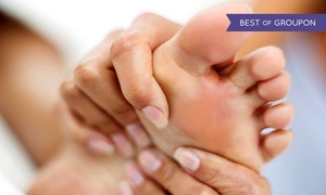 Eden Spa: One or Two 60-Minute Virgin-Coconut-Oil Reflexology Treatments at Eden Spa (Up to 52% Off)
