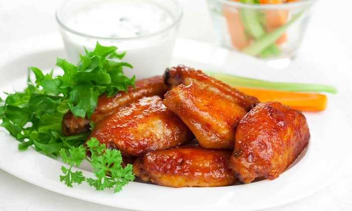 Wing Warehouse - Morgandale: $11 for $20 Worth of Wings and Sports-Bar Food at Wing Warehouse