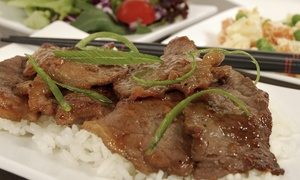 Yummy Mongolian Grill: $19.95 for an All-You-Can-Eat Mongolian Barbecue Dinner for Two at Yummy Mongolian Grill ($27.70 Value)