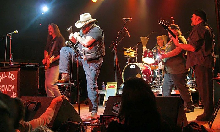 All My Rowdy Friends - House of Blues Sunset Strip: All My Rowdy Friends at House of Blues Sunset Strip on June 17 at 9 p.m. (Up to 50% Off)