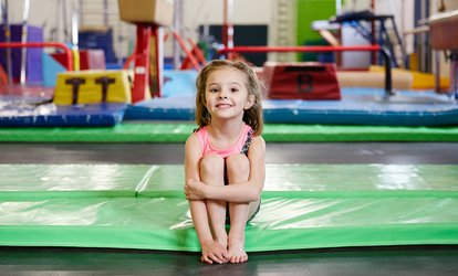 One or Two Months of Gymnastics Classes at ASI Gymnastics (Up to 68% Off). Eight Locations Available.