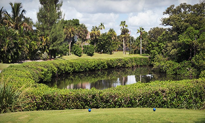 Jupiter Dunes Golf Club - Jupiter: 18-Hole Round of Golf with Cart Rental for Two at Jupiter Dunes Golf Club (Up to Half Off). Two Options Available.