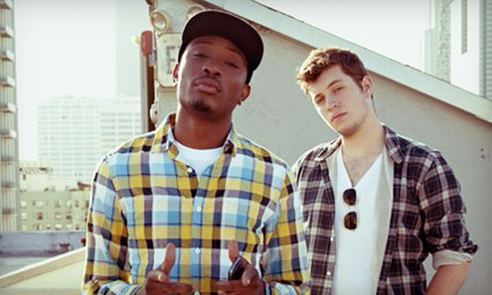 Chiddy Bang - Ace of Spades: $24 for Chiddy Bang Concert Package with T-Shirt at Ace of Spades on August 21 at 8 p.m. (Up to $48.95 Value)