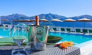 Lido di Cadenabbia: Lido di Cadenabbia - Menu di pesce con un litro di vino più ingresso in piscina (sconto fino a 77%)