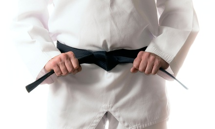 One or Three Months of Martial Arts Classes at Cutting Edge Martial Arts (Up to 71% Off)