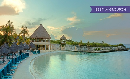 Groupon Deal: ✈ All-Inclusive Occidental Grand Xcaret Resort Stay w/ Air, Taxes & Fees. Price per Person Based on Double Occupancy.