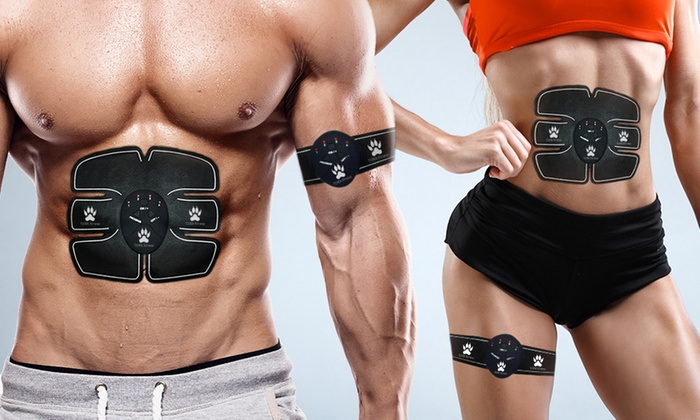 Tora Fitness Arms, Legs or Abdominal Muscles Stimulating Toning System from £5.99