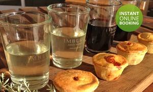 Imbuko: Imbuko Wine Tasting with One of Two Pairingsfrom R105 at Imbuko (Up to 60% Off)