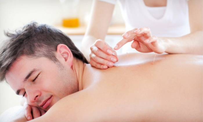 Sports Wellness Acupuncture - Encinitas: Two or Four Acupuncture Sessions with Massages at Sports Wellness Acupuncture (Up to 77% Off)
