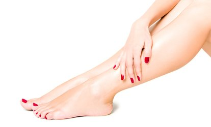 Luxury Pedicure or Manicure at Gems (52% Off)