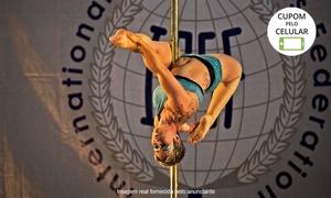 Steel Dance: Steel Dance - Santana de Parnaíba: 1, 3 ou 6 meses de pole dance 1 ou 2 vezes na semana