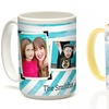 Up to 55% Off Customized Ceramic Mug from Shutterfly