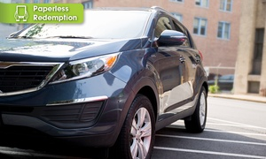 1st Turn Auto Spa: Exterior Detail at 1st Turn Auto Spa (Up to 36% Off). Three Options Available.