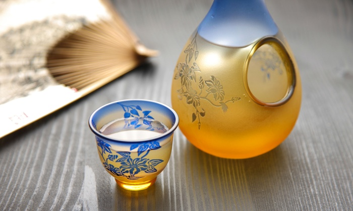 Nozomi - Carlsbad: Sake Tasting for One or Two at Nozomi (Up to 39% Off)