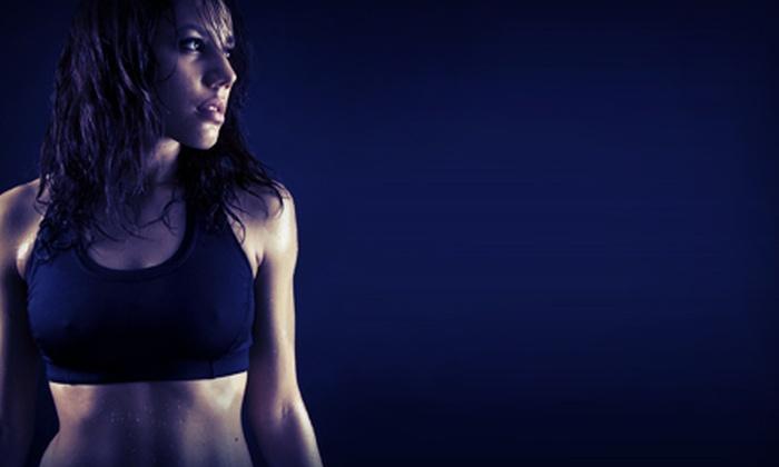 Summerlin CrossFit - Summerlin CrossFit: Six-Session Beginner Program with Option of Two Weeks of Classes, or 10 Classes at Summerlin CrossFit (Up to 81% Off)