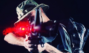 Hardcore Paintball Arena: Laser Tag, Reball, or Both for Two, Four, or Six at Hardcore Paintball Arena (Up to 75% Off)