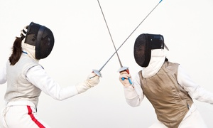 Farmington Valley Fencing Academy: $25 for a 90-Minute Introduction to Fencing Class at Farmington Valley Fencing Academy ($50 Value)
