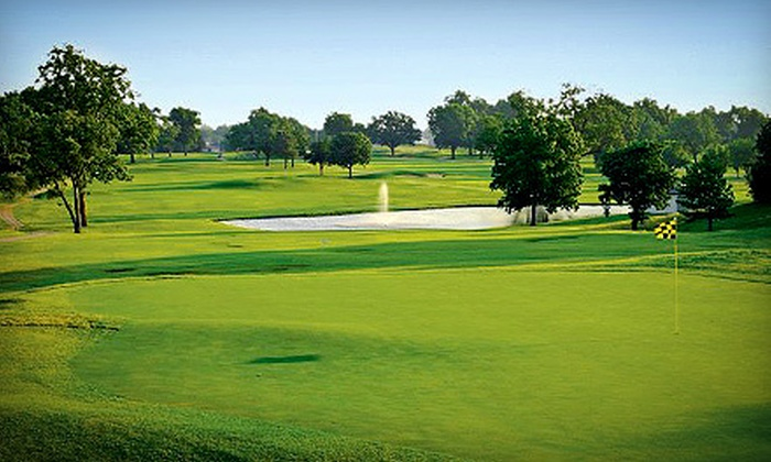 LaFortune Park Golf Course - LaFortune Park: 18-Hole Round of Golf for Two or Four with Cart Rental at LaFortune Park Golf Course (Up to 53% Off)