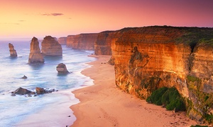 AAT Kings: Great Ocean Road Coach Tour for One Child ($45), One Adult ($85), or Two Adults ($165) with AAT Kings (Up to $330 Value)