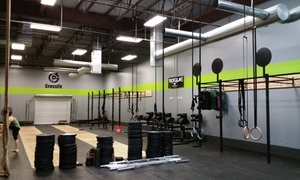 PHG CrossFit: Four Weeks of Unlimited CrossFit Classes at PHG CrossFit (50% Off)