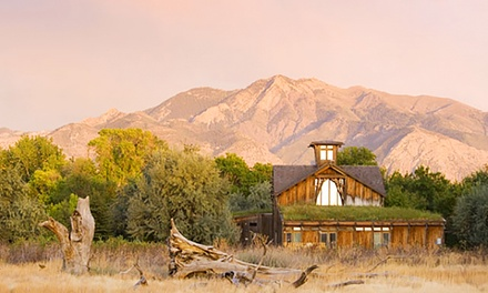 $25 for an Annual Family Membership at Ogden Nature Center ($45 Value)
