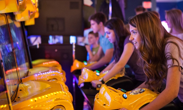 iPlay America - Freehold: Indoor-Theme-Park Visits with Unlimited Rides at iPlay America (37% Off). Three Options Available.