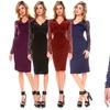 Women's Bodycon Lace Sleeve Dress