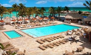 Newport Beachside Hotel & Resort: Stay at Newport Beachside Hotel & Resort in Sunny Isles, FL. Dates into September.