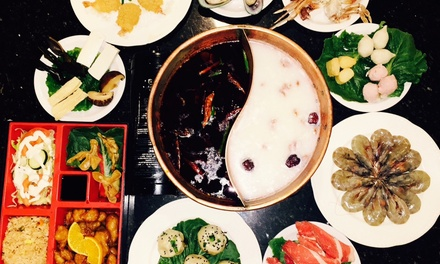 Up to 40% Off Chinese Cuisine at Good Future Hot Pot Chinese Bistro