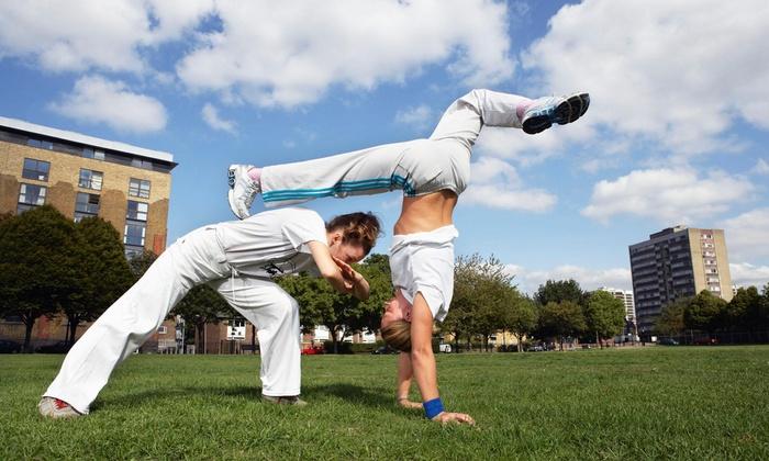 Ginga Capoeira USA - Multiple Locations: Five Capoeira Classes at Ginga Capoeira USA (47% Off)