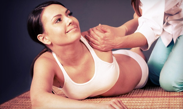 Studio 11 - Tremont: One or Three Thai Yoga Massages or Five Yoga or Pilates Classes and One Thai Yoga Massage at Studio 11 (Up to 58% Off)