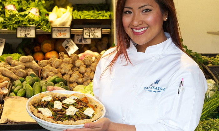 Eat Seattle Tours - Seattle: $135 for Four Tickets to a Food Tour at Pike's Place Marketfrom Eat Seattle Tours ($196 Value)