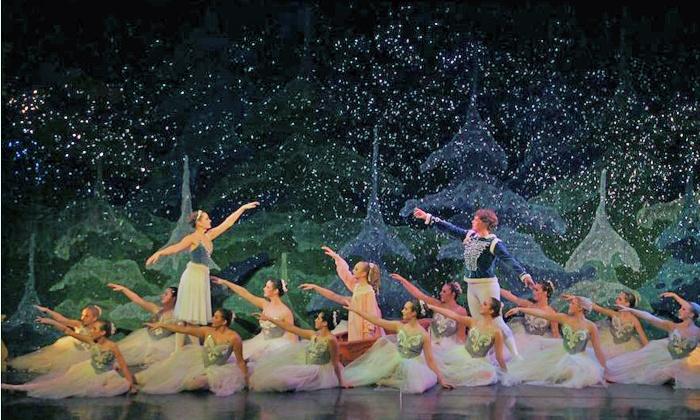 """The Nutcracker"" - Multiple Locations: Concert Ballet of Virginia: ""The Nutcracker"" (December 12–20)"