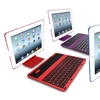Digital Gadgets 3-in-1 Bluetooth Keyboard, Case, and Stand for iPad