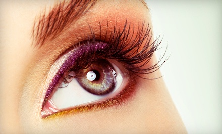Set of Flare Party Lash Extensions (a $129 value) - Lashes & Locks by Sandey in Newport Beach